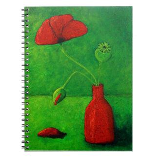 Papaver Notebook