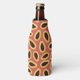 Papaya Fruit Bottle Cooler