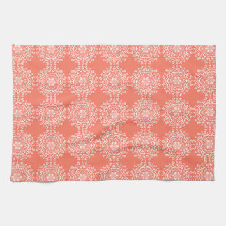 Papaya Mandala Kitchen Towels