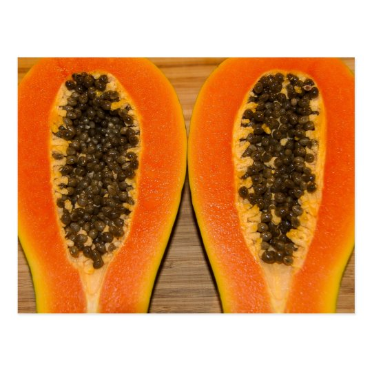 Papaya! Postcard