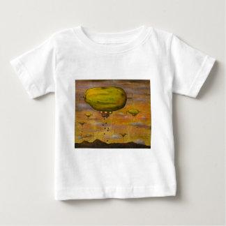 Papaya Sunset Baby T-Shirt