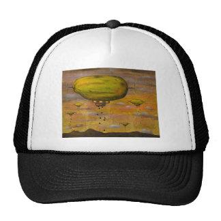 Papaya Sunset Trucker Hat