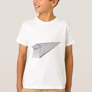 Paper Airplane - Flying Code T-Shirt