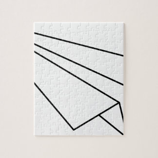Paper Airplane Jigsaw Puzzle