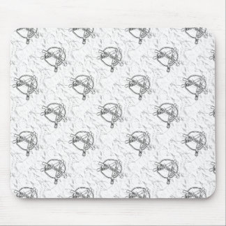 Paper Anarchy Mouse Pad