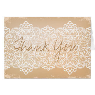 Paper and Lace, Thank You Cards