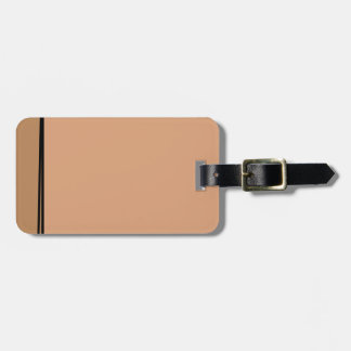 Paper Bag Luggage Tag