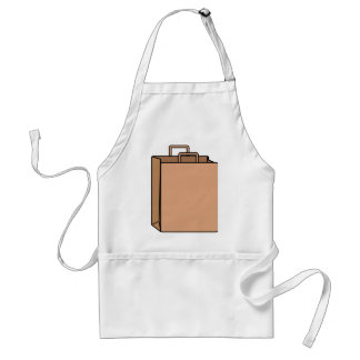Paper Bag Standard Apron