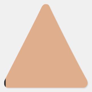 Paper Bag Triangle Sticker