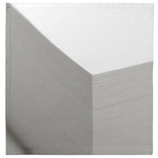 Paper Batch Cloth Napkin