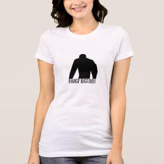 Paper Bigfoot T-Shirt