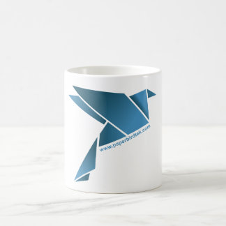 Paper Bird official coffee cup, drink in style! Coffee Mug