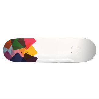 paper board skateboard deck