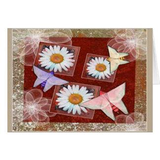 Paper Butterflies Card