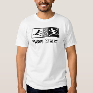 paper chaser t-shirts
