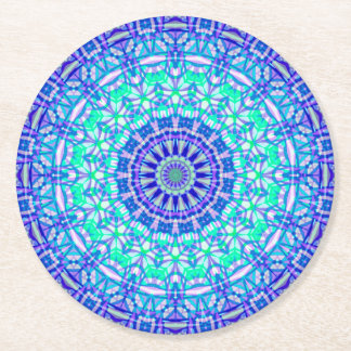 Paper Coaster Tribal Mandala G389
