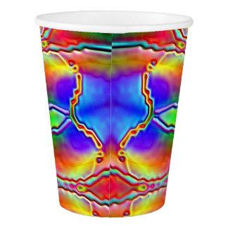 Paper Cup: Mystical Eastern Design Paper Cup