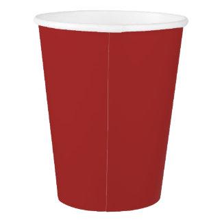 Paper Cup: Plain Brown Paper Cup