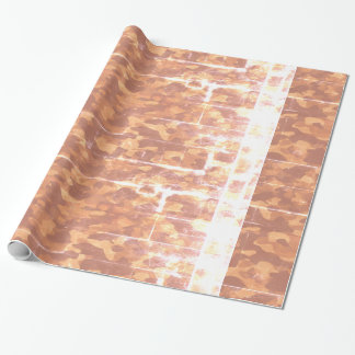Paper frozen gift, 76.2 cm X 1.8 m Camouflage
