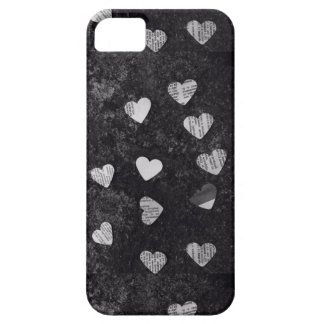 paper hearts iPhone 5 cover