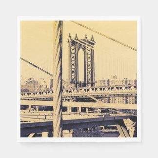 paper napkins Brooklyn NY Edition