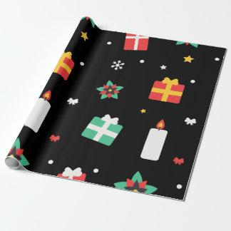 Paper of Present Fosco Christmas Starry Night