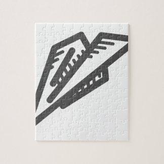 Paper Plane Jigsaw Puzzle