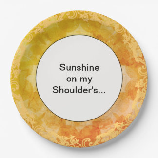 Paper-Plates-Sunshine-Lace-Everyday-Celebrations Paper Plate