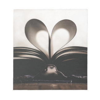 Paper Romance Symbol Valentine Love Book Day Old Notepad