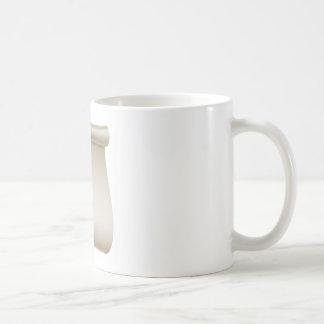 Paper Scroll Background Coffee Mug