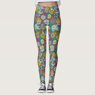 paper sunbirds graphite leggings
