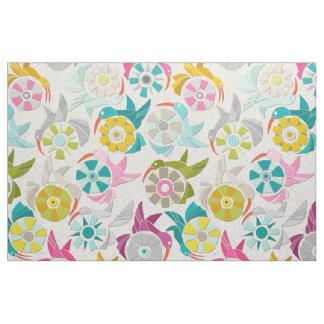 paper sunbirds pearl fabric