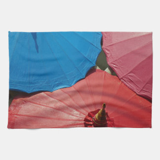paper umbrella kitchen towel