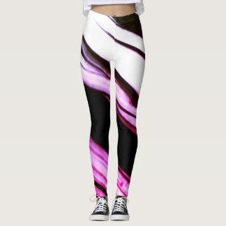 Paperclip Stripes Leggings