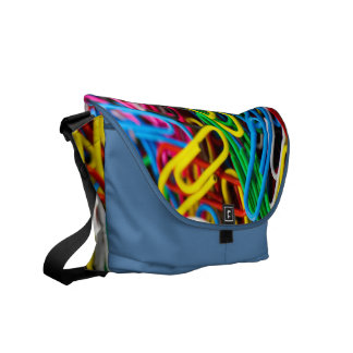 Paperclips Commuter Bags
