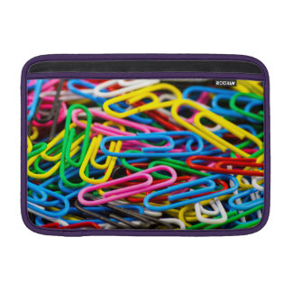 Paperclips Sleeve For MacBook Air