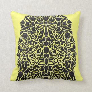 Papercuts Throw Pillow