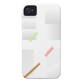 papers iPhone 4 case