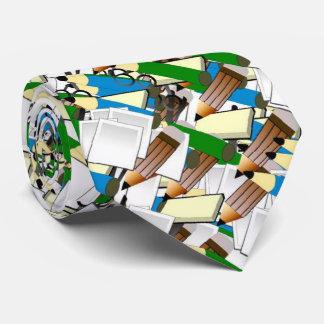 paperstuff, tie