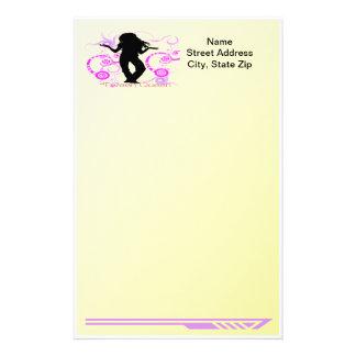Papeterie de la Reine de Tween Papier À Lettre