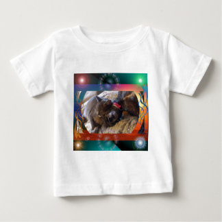 Papi & Gigi Catch Some Zzzz Baby T-Shirt