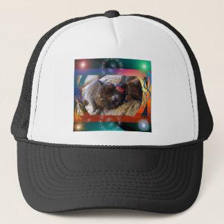 Papi & Gigi Catch Some Zzzz Trucker Hat