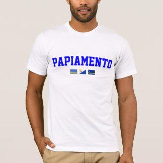 Papiamento Basic American S - 3XL T-Shirt