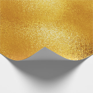 Papier Cadeau Glace en verre brillante VIP de citron jaune