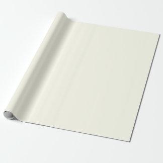 Papier d'emballage en ivoire papier cadeau noël