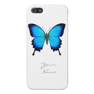 Papilio Ulysses Butterfly iPhone Case iPhone 5 Case