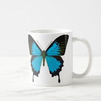 Papilio ulysses mug