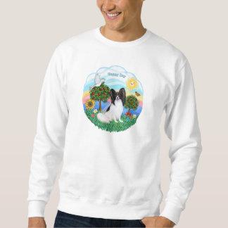 Papillon #1 sweatshirt