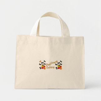 Papillon Butterfly Gifts Mini Tote Bag