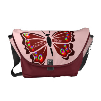 Papillon (Butterfly) Messenger Bag
